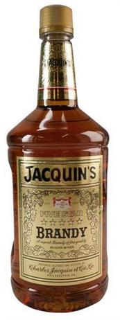 Jacquins Brandy Five Star